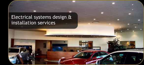 Electrical systems design and installation