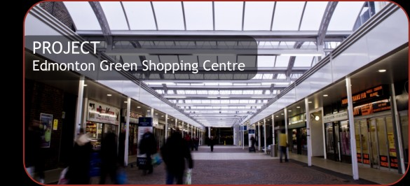Belyea Company Electric Power Systems Easton Pa: Electrical Installation At Edmonton Green Shopping Centre